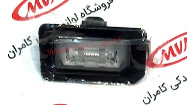چراغ پلاک x22 - تیگو7